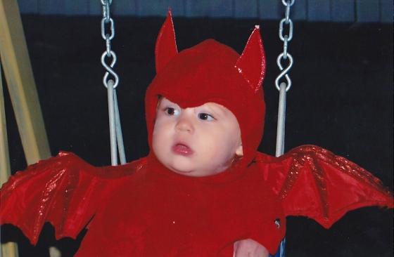 Miles Halloween 2006 2