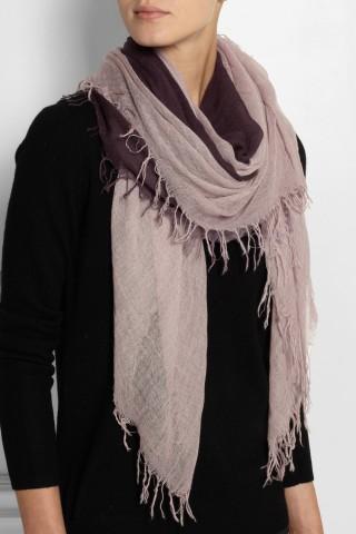 Chan Luu scarf (Net A Porter)