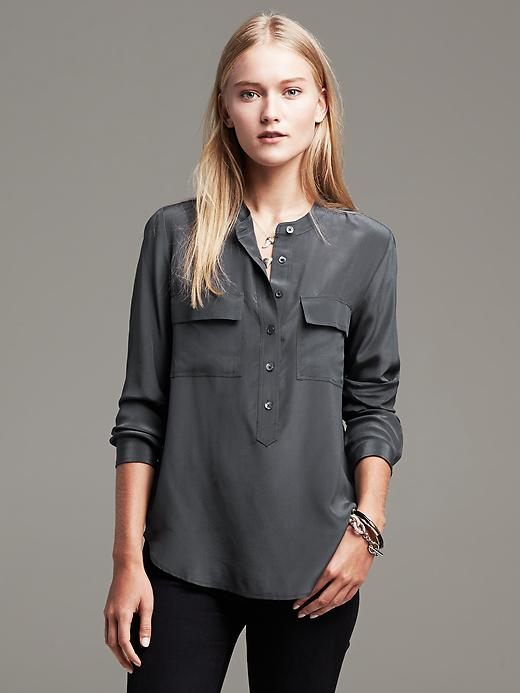 Holiday 2014 Banana Republic blouse