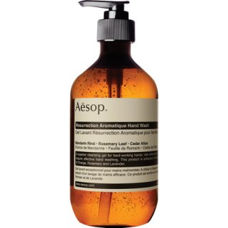 aesop resurrection