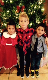 WCM - Christmas cousins